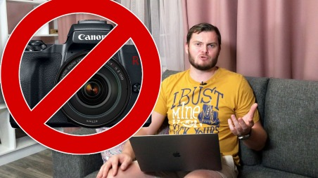 Canon EOS R - НАДЕЖДА УМЕРЛА!