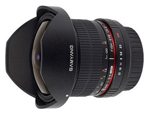 Samyang 8mm f/3.5 AS IF UMC