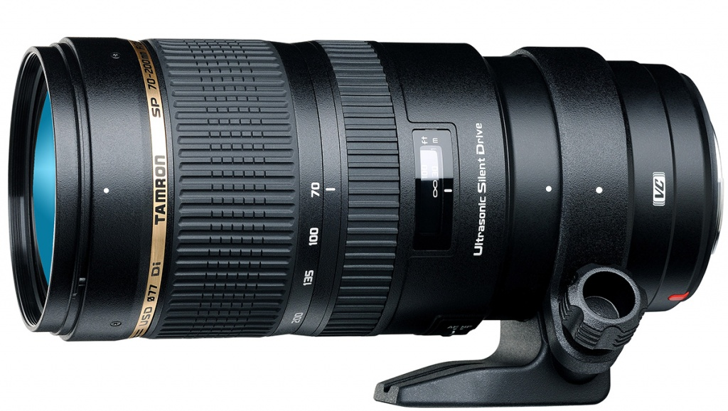 Tamron 70-200mm f2.8 sp di vc usd